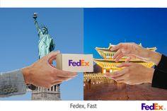 「2016 Adstar」Fedex, fast
