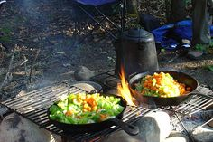 Detailed styles of cooking without on-grid power!  Also, recipes for solar oven cooking.