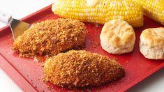 Nashville Hot Chicken Sheet-Pan Dinner (Cooking for - Easy Recipes Nashville Chicken, Easy Meals For Two, Cooking For Two, Cooking Recipes, Easy Recipes, Batch Cooking, Sheet Pan, Chicken Recipes, Turkey Recipes