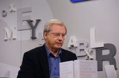 Ex-ZDF-Mann sorgt mit Enthüllungsbuch über deutsche Medien für Aufsehen Wolfgang Herles Foto: Wikimedia