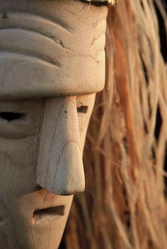 Danza del Pochó en Tenosique, Tabasco; considerado uno de los festivales mas raros del mundo.