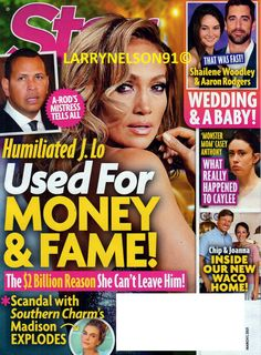 STAR MAGAZINE MARCH 2021 AARON RODGERS PACKERS CASEY ANTHONY CAYLEE CHIP JOANNA Rodgers Packers, Casey Anthony, Star Magazine, Free Magazines, Aaron Rodgers, Shailene Woodley, Cover Pics, Princess Kate, For Stars