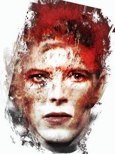 'Stardust' - David Bowie Big Fat Arts Battersea Czar Catstick: