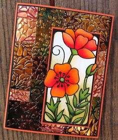 A card by Els van de Burgt featuring the Flowers in Frame 2 (2532) Peel-Offs and Shimmer Sheetz. The Shimmer Sheetz are embossed with a selection of Elizabeth Craft Designs Embossing Folders. For more info about the Shimmer Sheetz check out this Youtube https://www.youtube.com/watch?v=ca4mkiwAQMM&list=UUBtf0eTeqF5p3mSC4yQGurA