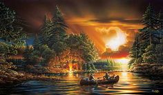Terry Redlin Paintings - Google Search