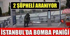 İstanbul Gaziosmanpaşa'da saat 13.00 sıralarında kapşonlu iki kişi otobüs durağına bir kapet bırakıp kaçtılar. Olay yerine hemen bomba uzman ekipleri