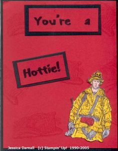You're a Hottie