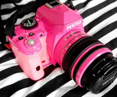 Everything is better in pink!