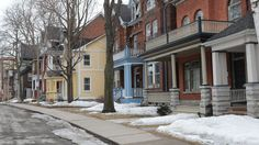 City of Kington Designates the Old Sydenham as a Heritage Conservation District. (Elliot Ferguson/The Whig-Standard) Kingston, Conservation, Old Things, Mansions, House Styles, City, Design, Home Decor, Luxury Houses
