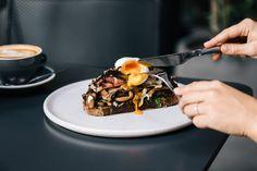 Photographed on location for their truffle menu, in Sydney. Devon, Sydney, Truffles, Cereal, Menu, Breakfast, Food, Cake Truffles, Menu Board Design