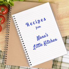 At last I've combined all the recipes that have been posted on this blog so far on one page and added fuel types to make it easier to find what you need!