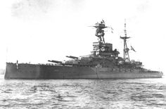 HMS Royal Oak - sunk at Scapa Flow