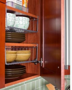 Organice your cabinets