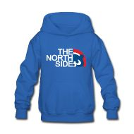 Not a Cubbie fan but I know plenty of people who would love this. Cubs Hoody