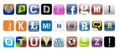 literacy app icons - Google Search
