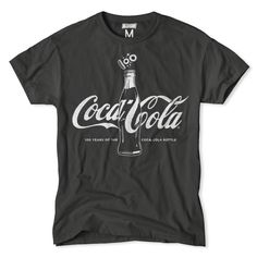 Coca-Cola Vintage Bottle T-Shirt