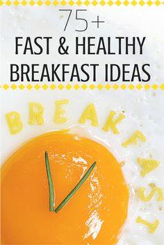 Need healthy breakfast recipe ideas? Look no further. #healthybreakfastrecipes #everydayhealth | everydayhealth.com
