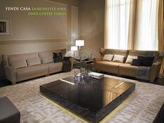 Dorchester Sofa Fendi, Cocktail Tables, News Design, Furnitures, Living Rooms, Classic, Home Decor, Lounges, Derby