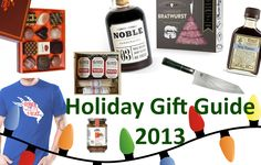 Perfect holiday gifts for food lovers