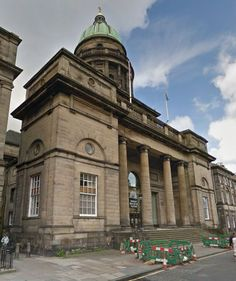 West Register House, Charlotte Square, Edinburgh (ex-St.Georges)