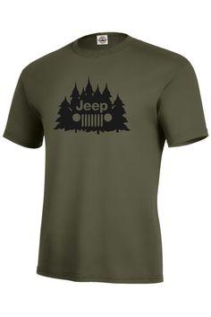 Jeep Trees T-shirt tshirt #jeeplife #jeeptshirt #jeept #jeep