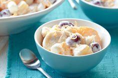 Creamy Hawaiian Fruit Salad recipe