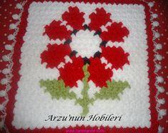 Shag Rug, Duvet, Knit Crochet, Diy And Crafts, Knitting, Farmhouse Rugs, Club, Punto De Cruz, Dots