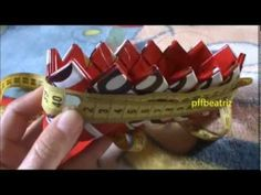 How to Make Candy Wrapper Bags,ziper nº1
