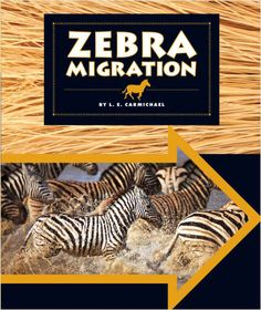 Part of the Animal Migrations series, these books discuss the life cycle and migration behaviour of different species. They have a grade 3 reading level and gorgeous colour photos. Ages 6-9.