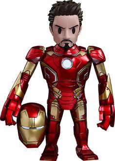 Hot Toys Tony Stark Mark XLIII Armor Version - Artist Mix Collectible Figure