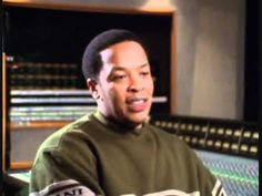 In the studio with Dr. Dre part 1 (Rare in depth interview)
