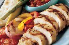 Check out this delicious recipe for Chicken Fajitas from Weber—the world's number one authority in grilling. Chicken Fajita Casserole, Chicken Fajita Recipe, Chicken Fajitas, Chicken Recipes, Weber Q Recipes, Fish Recipes, Whole Food Recipes, Homemade Tacos, Homemade Taco Seasoning