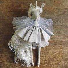Making plans for the last summer dolls... unicorns?