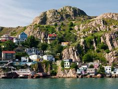 The Battery, St John's, Newfoundland