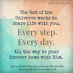 Everyday, every step