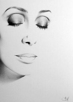 Natalie Wood Bleistift Zeichnung Fine Art Portrait Von - 22 stunning hype realistic drawings iliana hunter