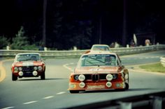 CURVA PARABOLICA           - luimartins:   BMW 3.0 CSL at Spa-Francorchamps 24...