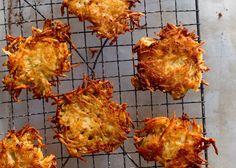 Adam and Maxine's Famous Latkes Recipe - Bon Appétit