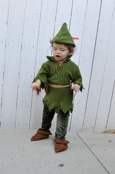 peter pan costumes for boys