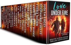 Love Under Fire Part 2 – Learn More About the Authors at the HBS Author's Spotlight Book Set Showcase Thriller Books, Mystery Thriller, Fire Cover, Friend Book, Wall Street Journal, Bestselling Author, New Books, Life Lessons, Novels