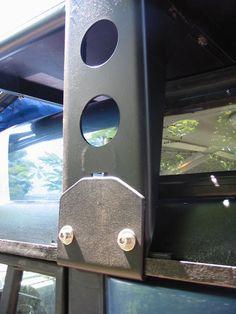 Homebuilt Gutter Mounts for roof rack - Jeep Cherokee Forum