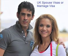 Spouse Visa is also known as a Marriage Visa Spouse Visas enable spouses of British Nationals and person present and settled in the UK. Call:  +44 (0)20 3411 1261