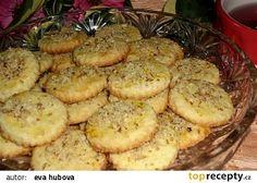Švýcarské kokosové sušenky recept - TopRecepty.cz