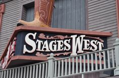 Stages West in Pigeon Forge • Get all your cowboy and cowgirl apparel here! #boots #pigeonforge