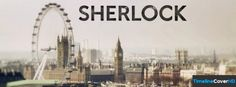 Sherlock 1 Facebook Cover Timeline Banner For Fb Facebook Cover