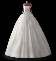 Prinzessinnen Brautkleid Hochzeitskleid D2013026 von Brautkleider Hochzeitskleider Impooria  auf DaWanda.com