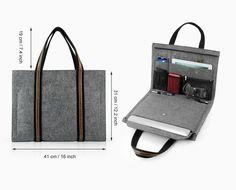 +++ Beschreibung +++ Hergestellt aus weichen und robusten umweltfreundliche Filz, kann die Tasche perfekt Ihre stilvolle, tragbare Gerät vor Staub, Schmutz, versehentliche Kratzer und Beulen, Absorption von Erschütterungen um Ihr Gerät zu schützen schützen. Es ist schlank und leicht zu tragen,