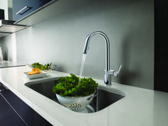 Kitchen:Bring A Little Chic To The Sink With The New Moen Align Kitchen Modern Kitchen Faucets Blanco Ultra Modern Kitchen Faucet Designs Id...