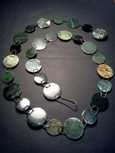 Jade Belt by RockMyWorldGallery on Etsy, $3900.00