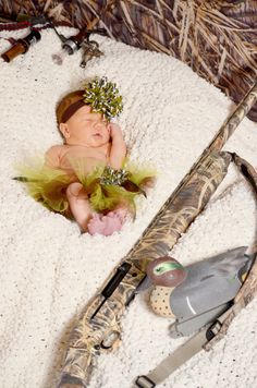 perfect for those hunters in your life welcoming a new baby, Nikki Hancock Photography